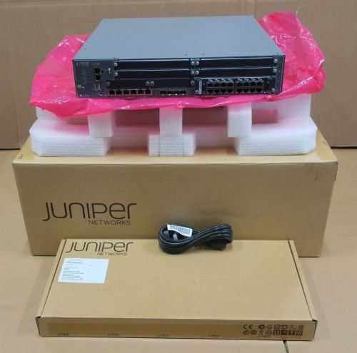 Juniper Networks SRX550 Services Gateway Security Appliance SRX550-645AP + XPIM
